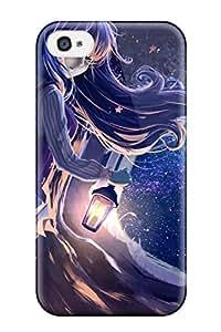 original anime girl lamp light Anime Pop Culture Hard Plastic iPhone 4/4s cases 2872527K597195962