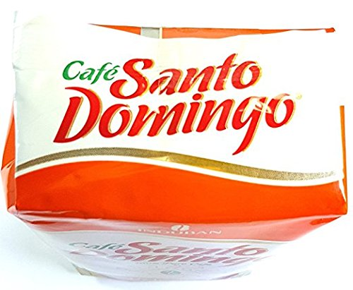 Santo Domingo Whole Bean Coffee Cafe Caracolillo Exclusive Edition 1 Pound *NEW