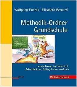 Methodik-Ordner Grundschule: Lernen lernen im Unterricht ...