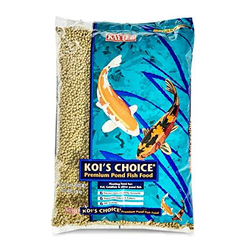 Kaytee Koi Fish Food, Special Ecommerce Pack, 10 Ib