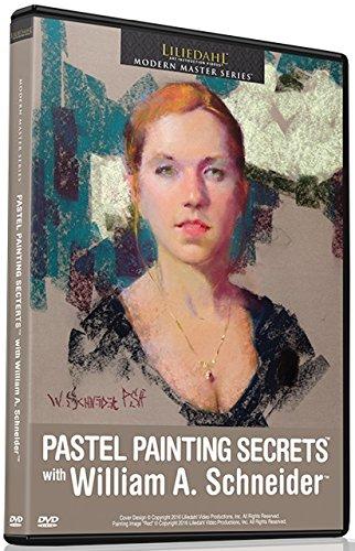 William A. Schneider: Pastel Painting Secrets - Dvd Pastel