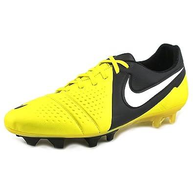 a81dd166b Amazon.com | Nike CTR360 Maestri III FG - Sonic Yellow/White/ | Soccer