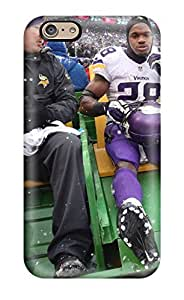 Hot HULhGYH10163uzYIB Case Cover Protector For Iphone 6- Adrian Peterson Football (3D PC Soft Case)