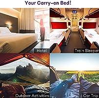 VOLADOR Forro para Saco de Dormir, Sábana de Viaje, Sábana de Camping, Ligero Saco de Dormir para Hoteles, Camping, Actividades al Aire Libre.: Amazon.es: Deportes y aire libre