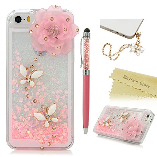 iphone 5 bling crystal case - 8