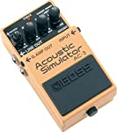 Boss AC-3 Acoustic Simulator Pedal with 1 Year Free Extended Warranty