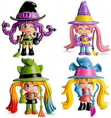 Famosa- Pinypon Muñeca Brujitas, Multicolor (700014719) , color/modelo surtido: Amazon.es: Juguetes y juegos