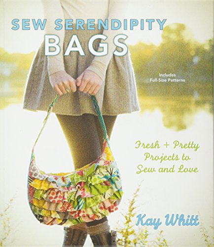 Sew Serendipity Bags: Fresh and Pretty Projects to Sew and - City Jersey Shopping In