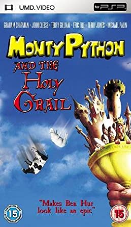 Monty Python Holy Grail Reino Unido UMD Mini para PSP: Amazon.es ...