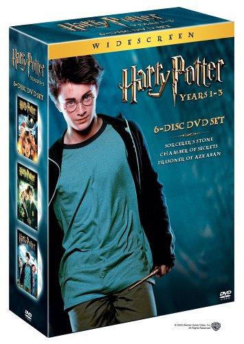 Harry Potter Years 1-3 (Box Watch Chris)