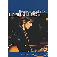 Lucinda Williams: Live from Austin, TX