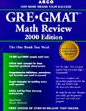 GRE GMAT Math Review, David Frieder, 0028632478