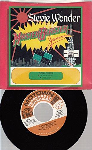 STEVIE WONDER 45 RPM Master Blaster / ()