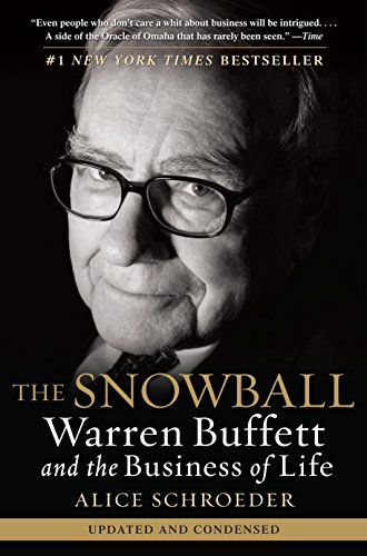 Pdf Memoirs The Snowball: Warren Buffett and the Business of Life