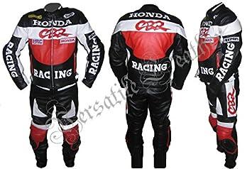 Amazon.es: Cbr Honda 2Piece Suit Traje de Piel Moto ...