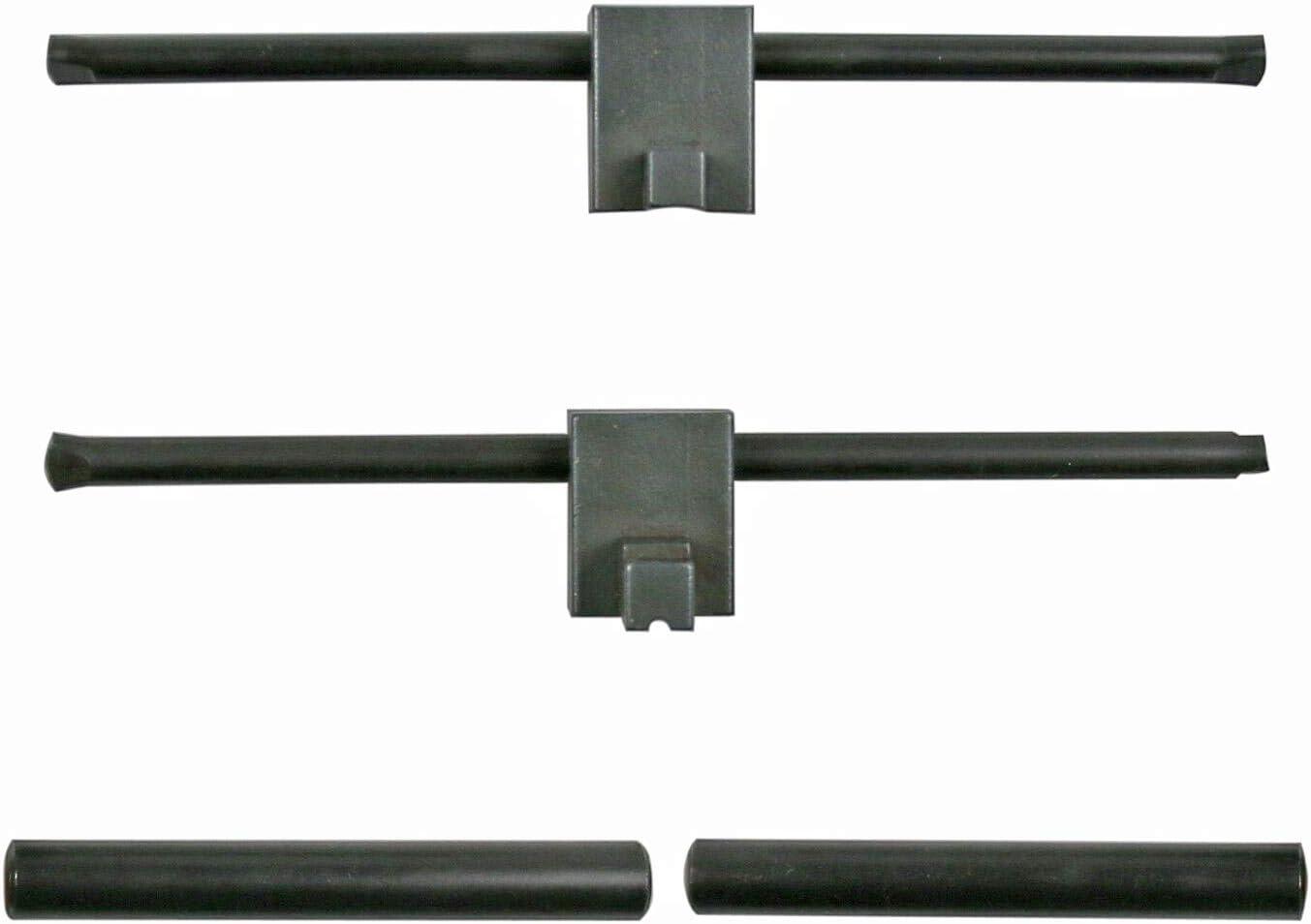 Conjunto de herramientas para calado de distribucion de PSA Citroen Peugeot Land rover Mitsubishi, Lancia motores DIESEL HDI y GASOLIN HPI 1.0 a 2.5: Amazon.es: Bricolaje y herramientas