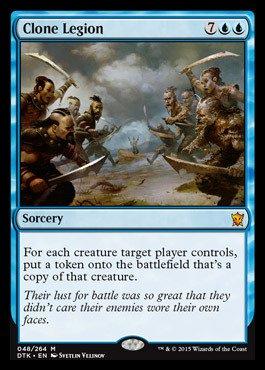 (Magic: the Gathering - Clone Legion (048/264) - Dragons of Tarkir - Foil)