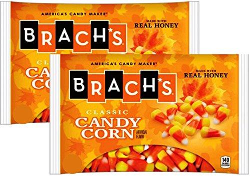 Brachs Candy Corn 17.8 oz Pack of 2 Halloween Candy by Ferrara Candy Company