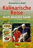 Kulinarische Reise durch deutsche Lande