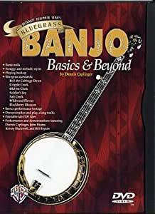 Ultimate Beginner Bluegrass Banjo Basics & Beyond (DVD)