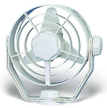 HELLA 8EV 003 361-022 Turbo Ventilador, 12 V, Color Blanco: Amazon.es: Coche y moto
