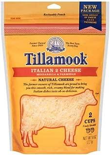 product image for Tillamook Italian Farmstyle Shredded Cheese, 8 Ounce -- 12 per case.