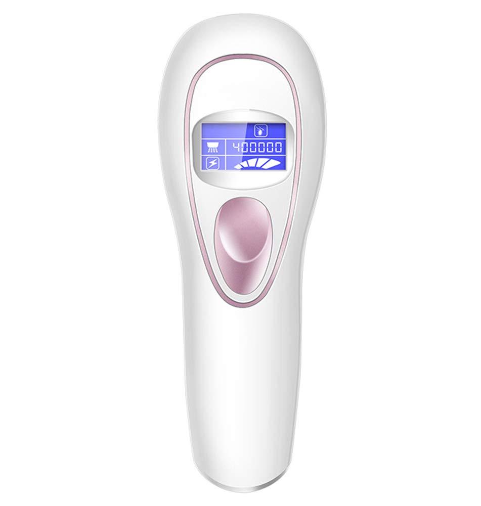 IPL脱毛システム、400,000回のフラッシュで冷却ケアIPL脱毛剤、体、顔、ビキニと脇の下に適して B07TYYXDRS