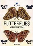 Butterflies, Albertus Seba and Irmgard Müsch, 3822824313