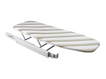 Bügelbrett Im Schrank Integriert ziehen bügeltisch zusammenklappbar integrierte schublade seitliche