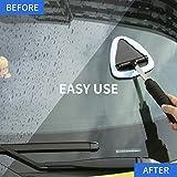 Jbgo Windshield Cleaning Tool, Microfiber Car