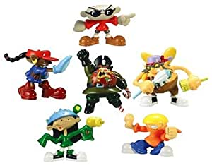 "Amazon.com: Kids Next Door 1.5"" Miniaturized Assortment: K2161: Toys & Games"