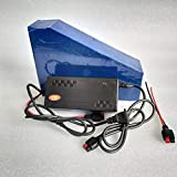 SUN-EBIKE Li-ion 48V 15AH Lithium Power Battery Pack 3A Charger BMS Rechargeable Electric Bicycles Free Bag