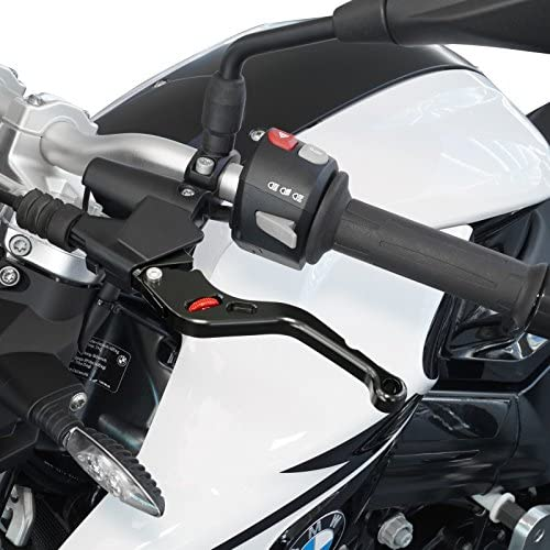 V-Trec VX Motorrad Kupplung Bremshebel-Set Yamaha FZS 1000 Fazer 01-05 mit ABE Kurz Lang