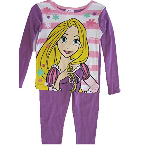 Disney Little Purple Rapunzel Pajama