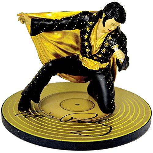 Bradford Exchange Elvis - Elvis Rocking with Royalty Figure 9.5