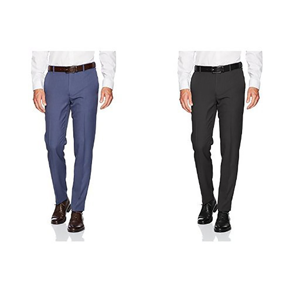 Van Heusen Mens Traveler Slim Fit Pant Van Heusen Men/'s Sportswear 505M128