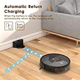 Hosome Robot Vacuum Cleaner and Mop 2200Pa Wi-Fi