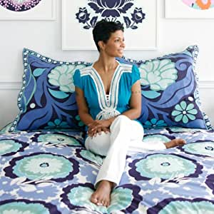 Amy Butler Dream Poppy Twin Bed Set