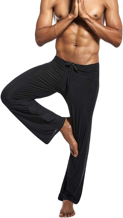 pantalon homme yoga