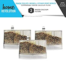 3 Bissell Calcium Water Filter Replacement Home Revolution Brand; Compare to Bissell Part # 2185600