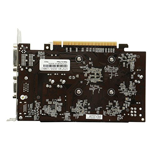 NXDA GT740 2GB GDDR5 128Bit VGA DVI HDMI Graphics Card With Fan For NVIDIA GeForce (Black) by NXDA (Image #2)