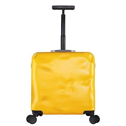 Amazon.com: CHERRIESU Maleta de equipaje para cabina de mano ...