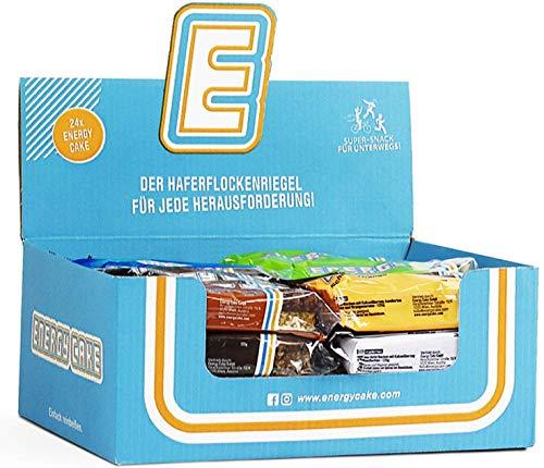 E.L.F Energy Cake – Set van 13 Mix Box 13 x 125 g, 1 Pack (1 x 1,625 kg) + 5 Graties Wei-monsters