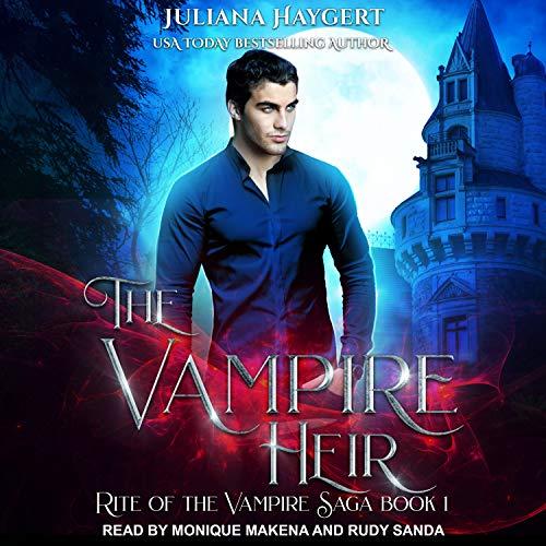 The Vampire Heir: Rite of the Vampire Series, Book 1