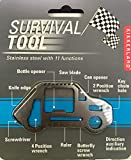 Kikkerland Car Shaped Survival Tool