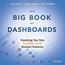 The Big Book of Dashboards: Visualizing Your Data Using Real-World Business Scenarios
