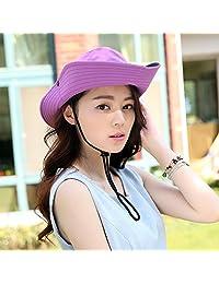 YX Outdoor sunshade hat couple fisherman hat bonnet sun hat sun hat mountaineering cap