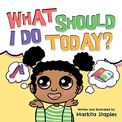What Should I Do Today?: Curly Crew Series