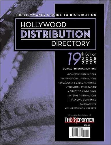 Amazon com: Hollywood Distribution Directory, 19 Edition