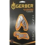 Gerber Mini Paraframe Folding Knife And Shard Keychain Tool Combo 31-003262